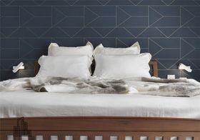 豪华型120平米三室两厅宜家风格卧室装修效果图