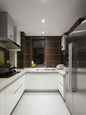 110平米一室一厅北欧风格厨房装修案例