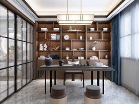 140平米四室两厅中式风格阳光房图