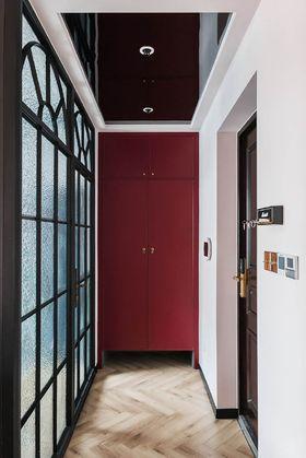 80平米法式风格玄关装修效果图