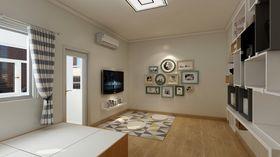 30平米小户型北欧风格客厅欣赏图