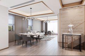 140平米復式現代簡約風格餐廳裝修案例