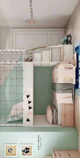 100平米四室两厅混搭风格儿童房装修效果图