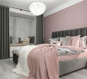 80平米北歐風格臥室裝修案例