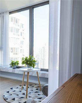 80平米混搭风格阳台设计图