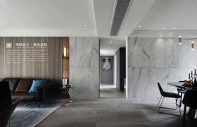 140平米三现代简约风格客厅图