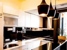 15-20万110平米三室两厅现代简约风格厨房图片大全