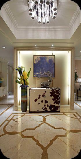 120平米四室两厅混搭风格玄关装修效果图