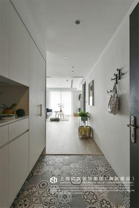 130平米三室两厅宜家风格玄关效果图