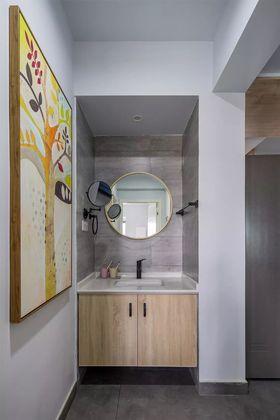 90平米三室一廳現代簡約風格衛生間裝修圖片大全