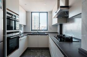 140平米三室两厅现代简约风格厨房装修效果图