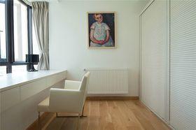 120平米三现代简约风格儿童房设计图
