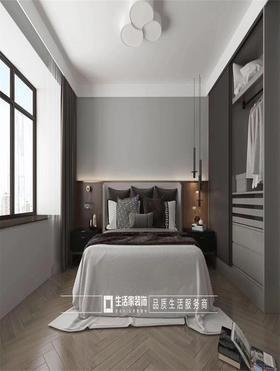 140平米四室两厅现代简约风格阁楼图片