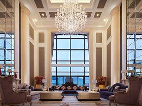 豪华型140平米别墅欧式风格客厅设计图