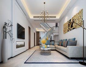 140平米别墅北欧风格客厅装修案例