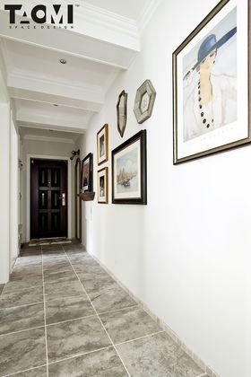 110平米三室两厅法式风格走廊效果图
