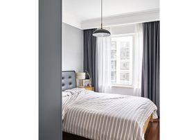 90平米三室两厅日式风格卧室装修图片大全