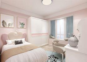 90平米三现代简约风格儿童房装修案例
