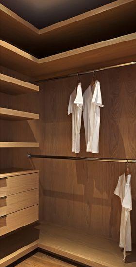 90平米三室两厅其他风格衣帽间装修效果图