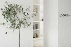 130平米三室两厅北欧风格走廊设计图