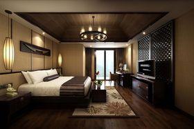 140平米新古典风格卧室效果图