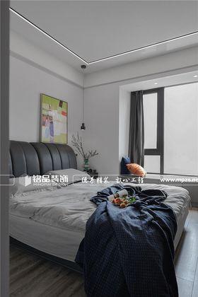 80平米三室兩廳現代簡約風格臥室圖片大全