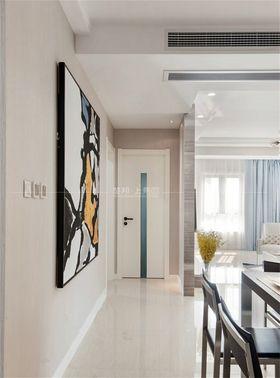 90平米三室一廳現代簡約風格走廊圖片大全