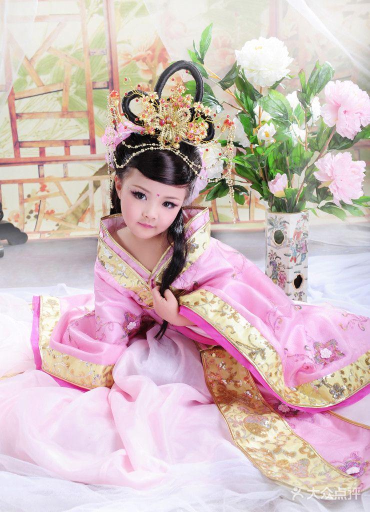 【儿童古装套餐-结婚套餐】-薇拉风情国际婚纱摄影馆