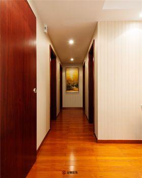 100平米田园风格走廊装修图片大全