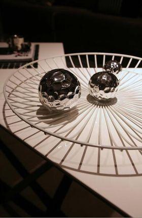 富裕型100平米现代简约风格餐厅装修效果图