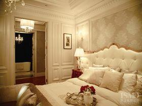 90平米歐式風格臥室壁紙圖