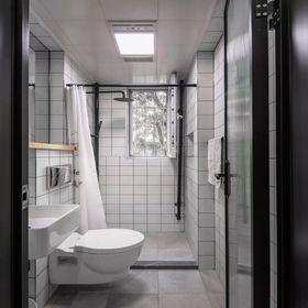 70平米日式风格卫生间装修图片大全