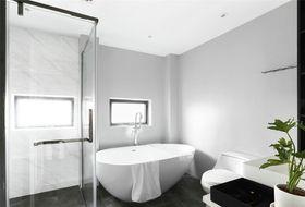 80平米三室两厅北欧风格卫生间效果图