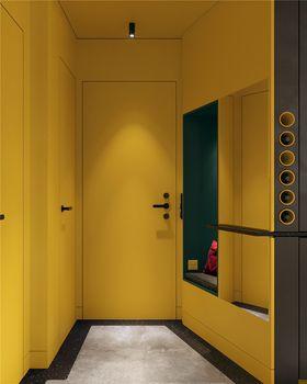 50平米公寓混搭风格玄关设计图