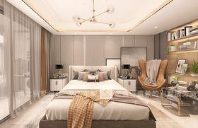 140平米別墅混搭風格臥室裝修效果圖