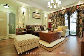 經濟型美式風格客廳裝修效果圖