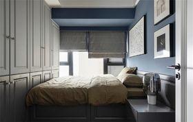 120平米三室兩廳美式風格臥室圖
