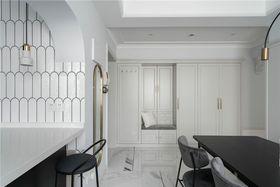 140平米三室两厅法式风格玄关装修案例
