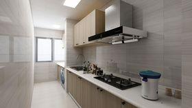 120平米四现代简约风格厨房图