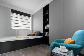 80平米現代簡約風格兒童房裝修效果圖