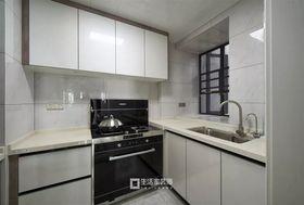 100平米四室两厅现代简约风格厨房图