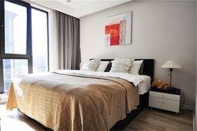 10-15万90平米现代简约风格卧室图