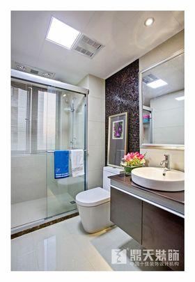 豪华型120平米三室两厅欧式风格卫生间图