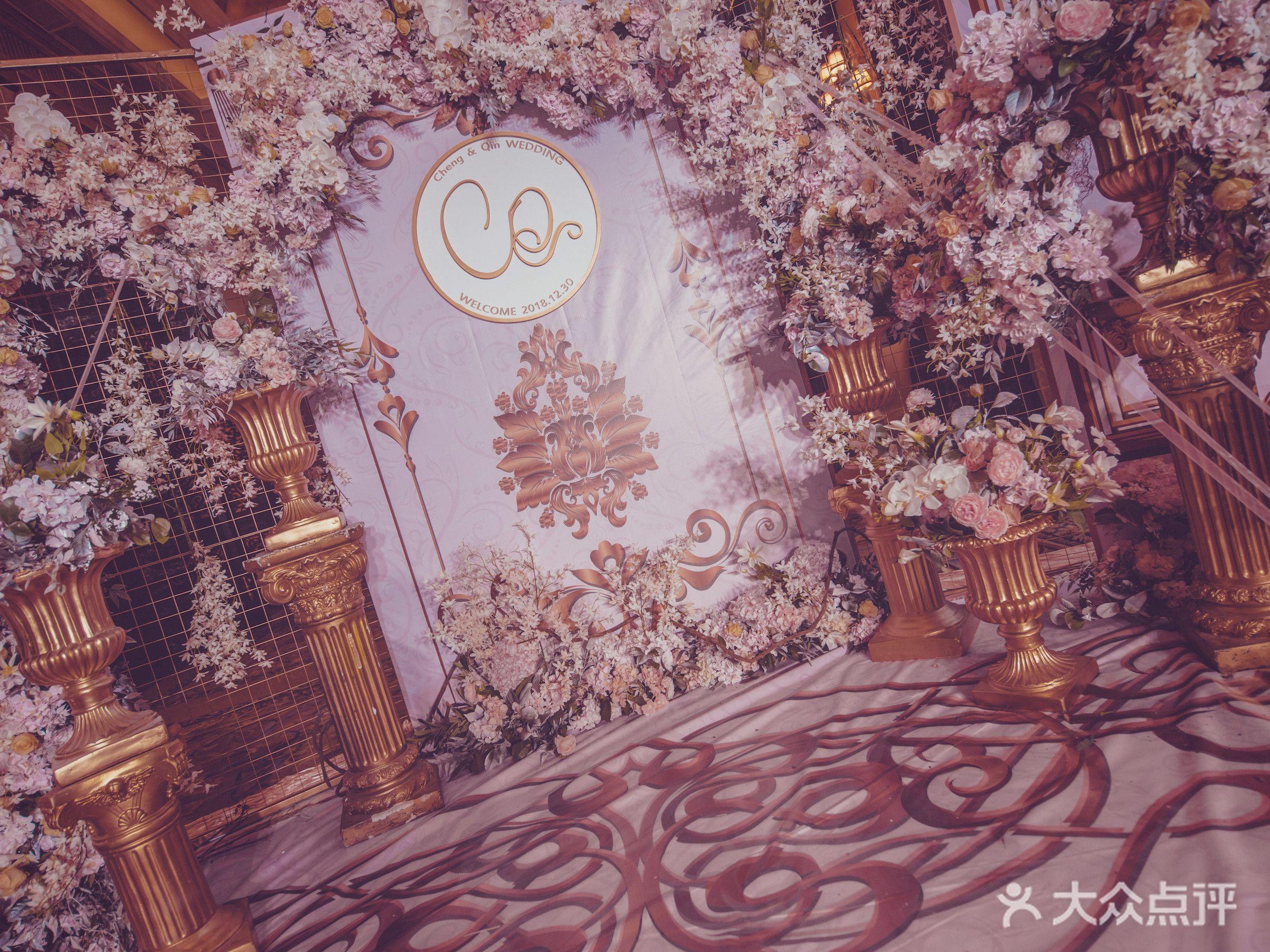 The Moment婚礼策划的图片