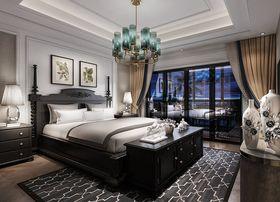 120平米三室兩廳歐式風格臥室圖