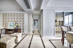120平米三室两厅美式风格走廊装修案例