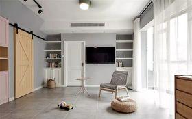 130平米四室两厅北欧风格储藏室图