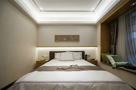 经济型50平米小户型中式风格卧室装修图片大全
