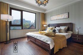 70平米欧式风格卧室设计图