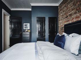 90平米三室两厅北欧风格卧室图片大全